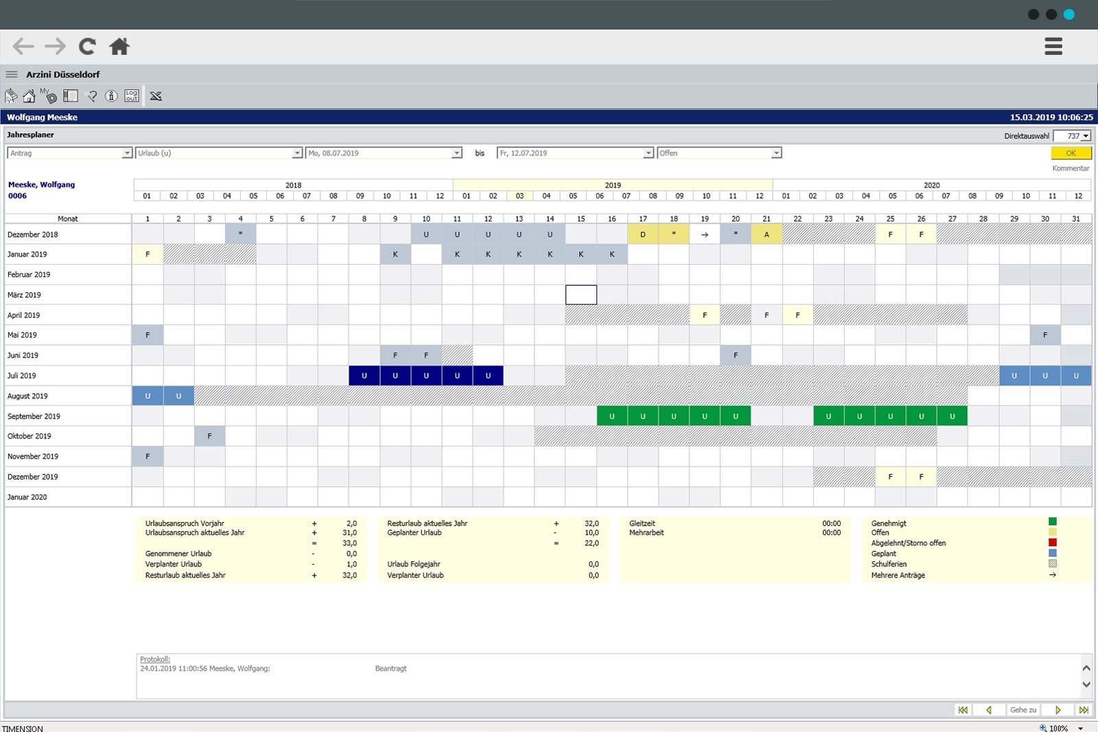 TIMESYS Software-Wartung