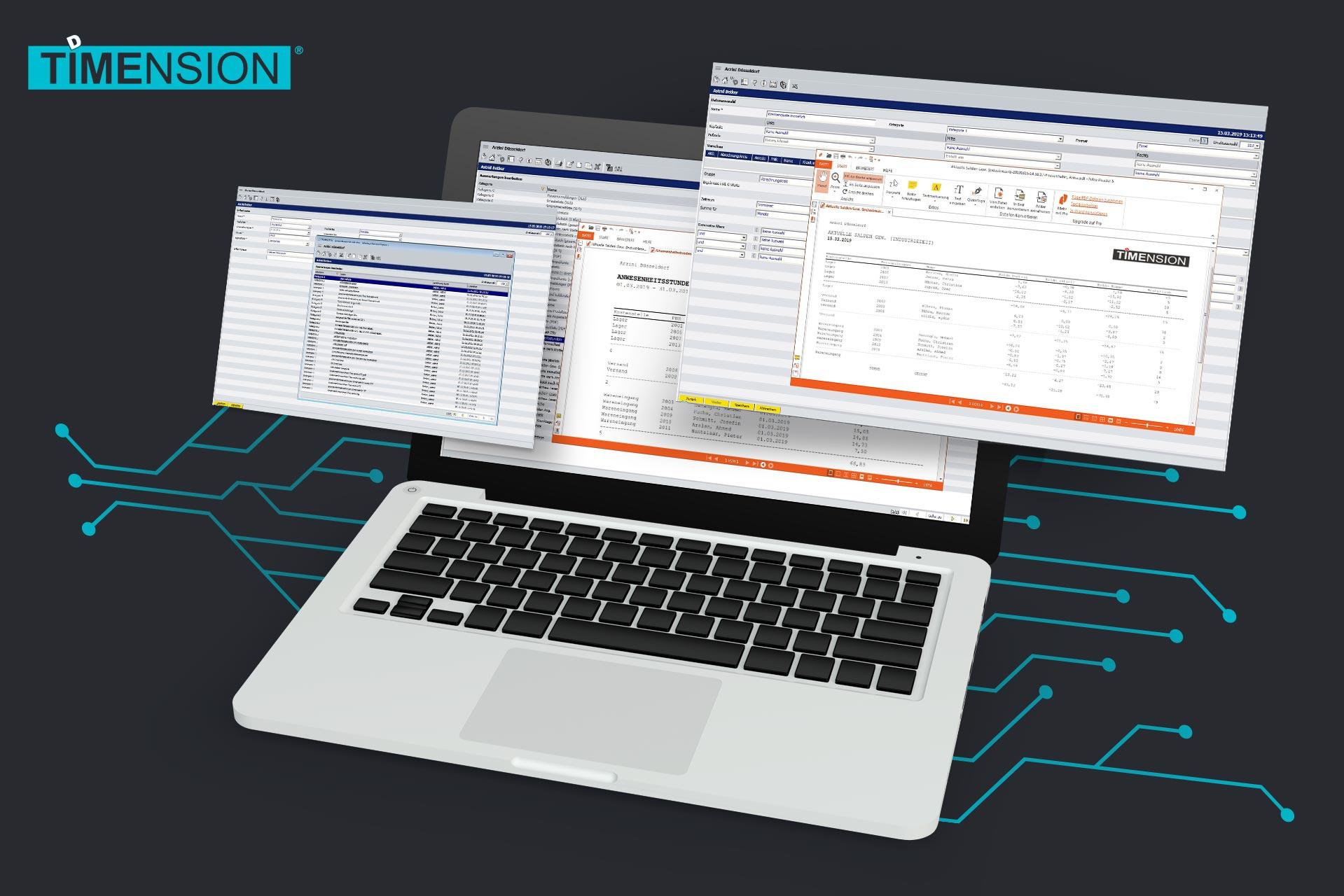 TIMENSION Info Service