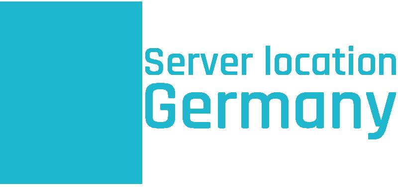 Server location Germany