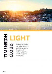 TIMENSION Cloud Light