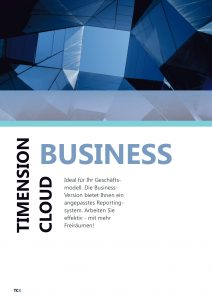 TIMENSION Cloud Business