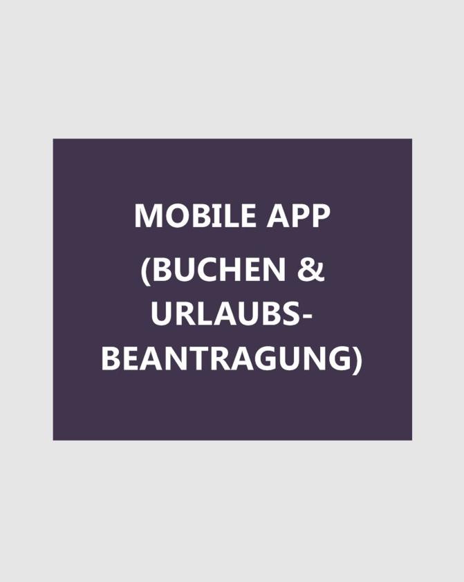 Mobile App TIMENSION CLOUD