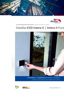 Datafox Evo Intera II