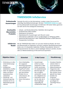 TIMENSION InfoService
