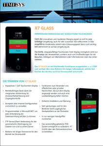 X7 GLASS